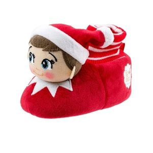 Other - Elf on the shelf toddler house shoes and pajamas